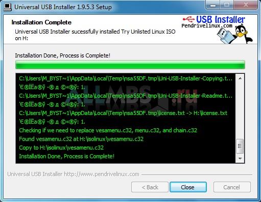 Как сделать загрузочную флешку linux фото 662